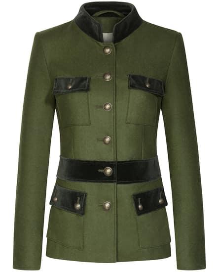 Jacken für Frauen - LODENFREY München 1842 Lausanne Trachten Blazer  - Onlineshop Lodenfrey