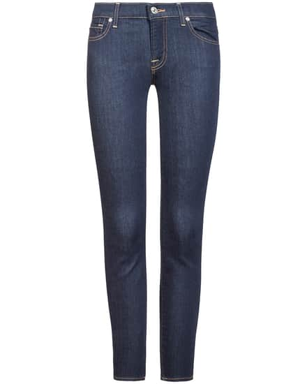 7 For All Mankind The Skinny 7/8-Jeans Low Rise Crop bei LODENFREY München