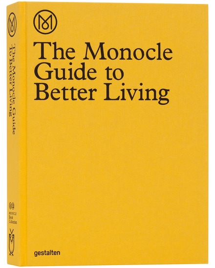 Gestalten The Monocle Guide To Better Living bei LODENFREY München