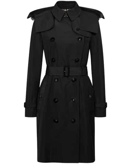 Kensington Trenchcoat Burberry | Bekleidung > Mäntel > Trenchcoats | Burberry