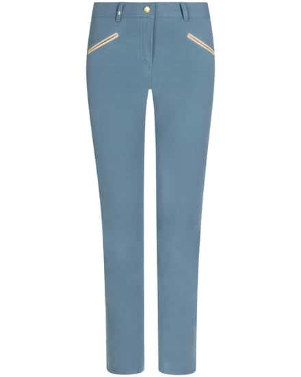 Hosen für Frauen - Pamela Henson Royal ML Hose  - Onlineshop Lodenfrey