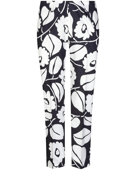 Hosen für Frauen - Piazza Sempione Audrey 7–8 Hose  - Onlineshop Lodenfrey