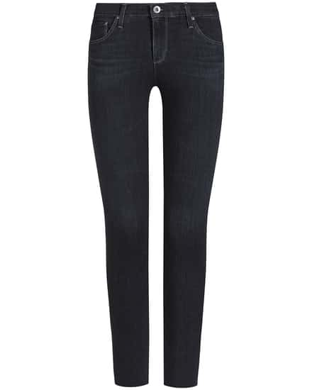 AG Jeans- The Legging Ankle Jeans Low Rise Super Skinny | Damen (28)