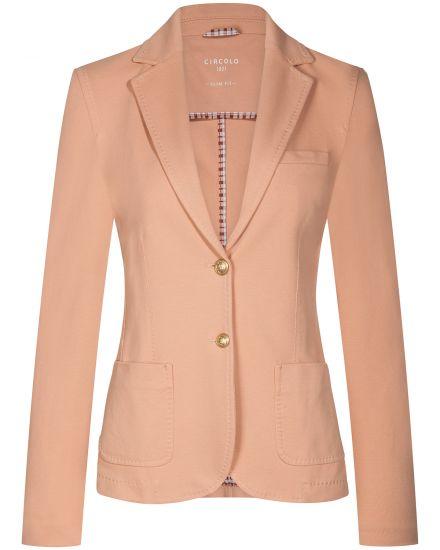 Jacken für Frauen - Circolo 1901 Blazer Slim Fit  - Onlineshop Lodenfrey