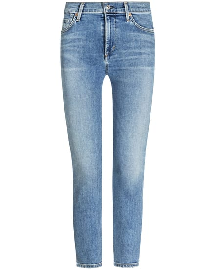 Citizens of Humanity Rocket 7/8-Jeans High Rise Skinny Crop  bei LODENFREY München