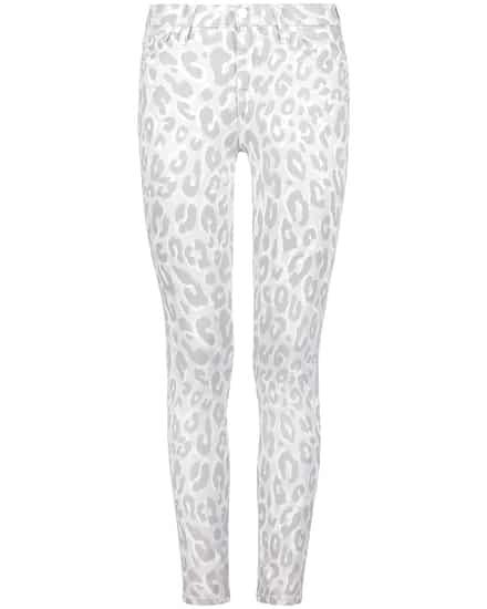 Hosen für Frauen - 7 For All Mankind The Skinny 7–8 Jeans Mid Rise Crop  - Onlineshop Lodenfrey