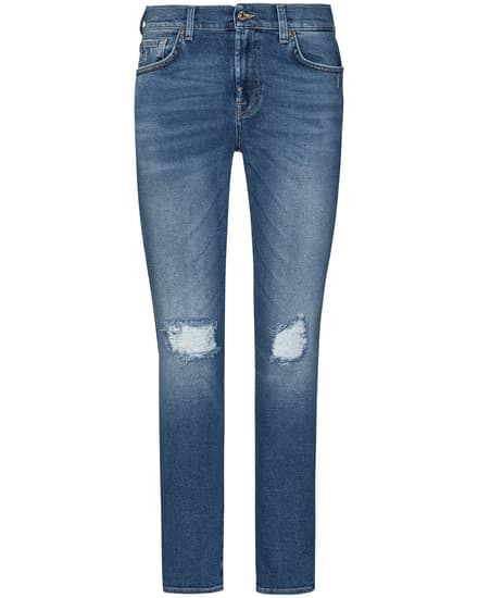 Hosen für Frauen - 7 For All Mankind Relaxed Jeans Skinny  - Onlineshop Lodenfrey