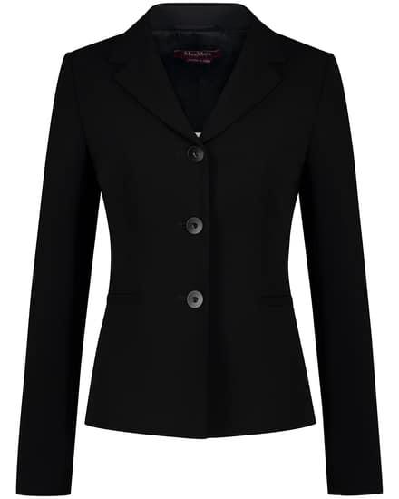 Jacken für Frauen - Max Mara Studio Rapido Blazer  - Onlineshop Lodenfrey