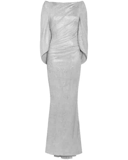 Festtagsmode für Frauen - Talbot Runhof Sonica2 Abendkleid  - Onlineshop Lodenfrey