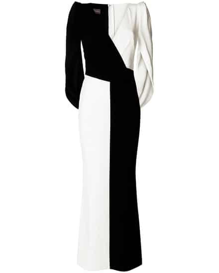 Festtagsmode für Frauen - Talbot Runhof Rosin4 Abendkleid  - Onlineshop Lodenfrey