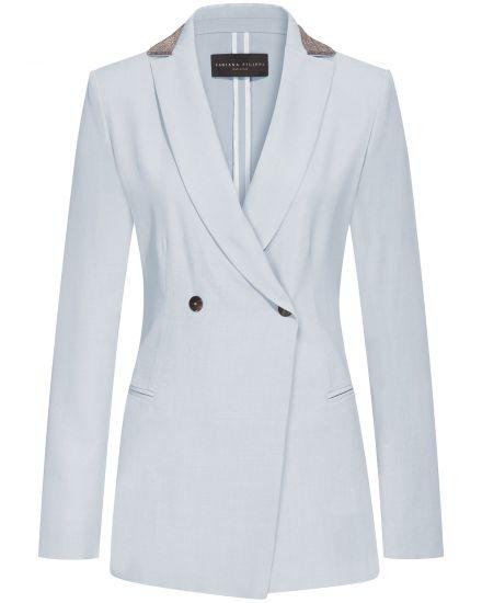 Jacken für Frauen - Fabiana Filippi Verona Blazer  - Onlineshop Lodenfrey
