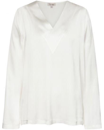 Her Shirt- Adora Seidenbluse | Damen (S)
