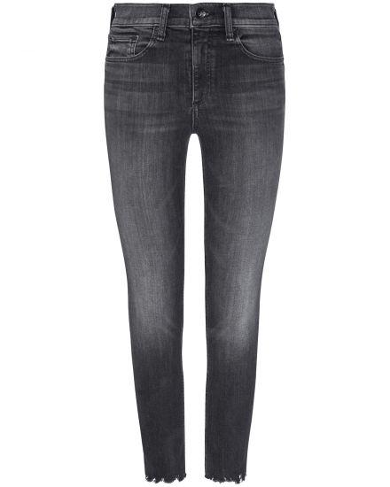 Hosen für Frauen - Rag Bone 7–8 Jeans High Rise Ankle Skinny  - Onlineshop Lodenfrey