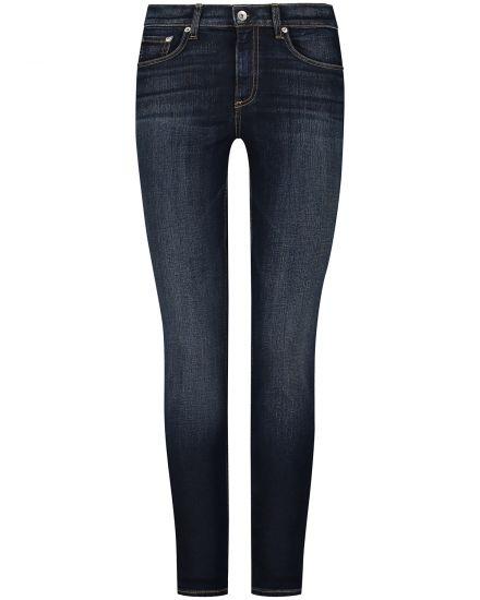 Hosen für Frauen - Rag Bone Riverdale 7–8 Jeans High Rise Ankle Skinny  - Onlineshop Lodenfrey