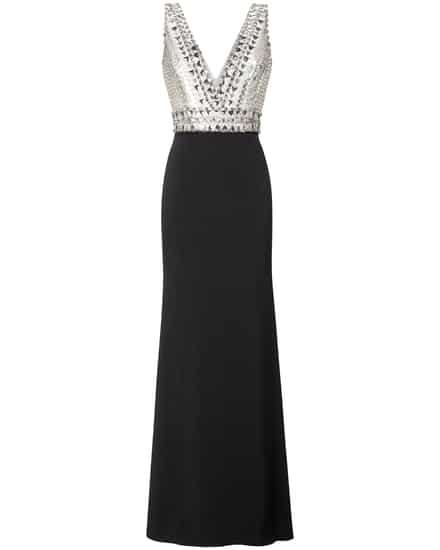 Festtagsmode für Frauen - Jenny Packham Scotia Abendkleid  - Onlineshop Lodenfrey