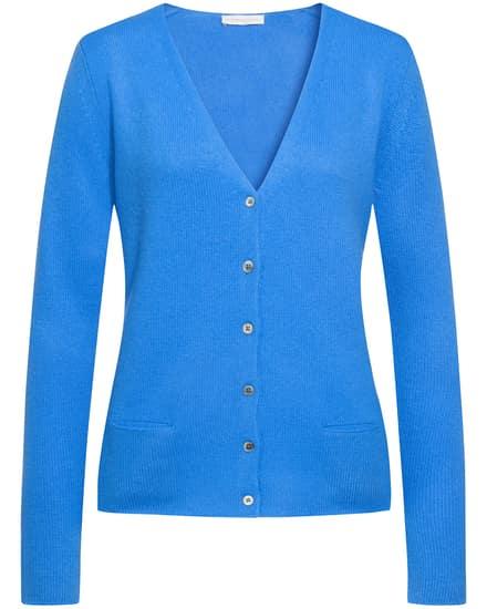 Jacken für Frauen - (The Mercer) N.Y. Cashmere Strickjacke  - Onlineshop Lodenfrey