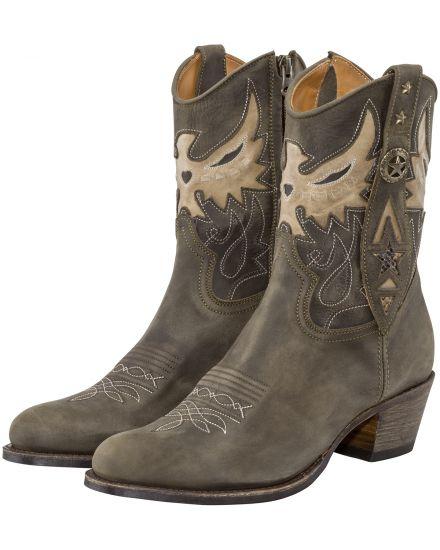 Sendra- Debora Cowboy Stiefel | Damen (37)