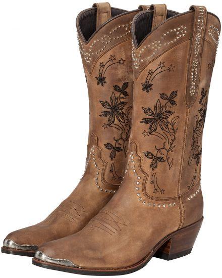 Stiefel für Frauen - Sendra Lia Cowboy Stiefel  - Onlineshop Lodenfrey