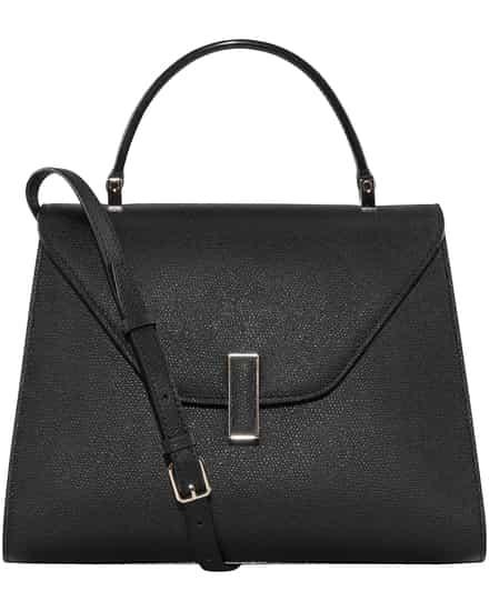 Handtaschen für Frauen - Valextra Iside Medium Henkeltasche  - Onlineshop Lodenfrey
