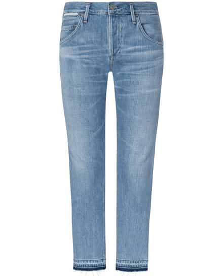 Hosen für Frauen - Citizens of Humanity Emerson 7–8 Jeans Slim Fit Boyfriend Crop  - Onlineshop Lodenfrey