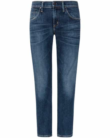 Hosen für Frauen - Citizens of Humanity Elsa 7–8 Jeans Mid Rise Slim Fit Crop  - Onlineshop Lodenfrey