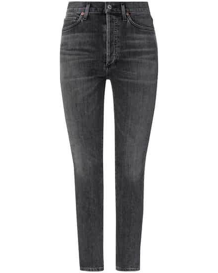Hosen für Frauen - Citizens of Humanity Olivia Jeans High Rise Slim Ankle  - Onlineshop Lodenfrey