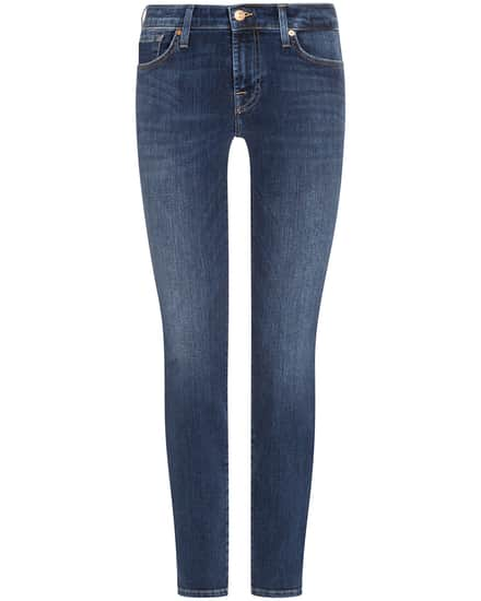 Hosen - 7 For All Mankind Pyper 7–8 Jeans Crop  - Onlineshop Lodenfrey