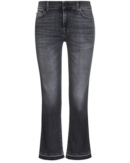 Hosen - 7 For All Mankind 7–8 Jeans Slim Illusion Crooped Boot  - Onlineshop Lodenfrey