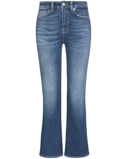 Hosen - 7 For All Mankind 7–8 Jeans High Waist Vintage Cropped Boot  - Onlineshop Lodenfrey