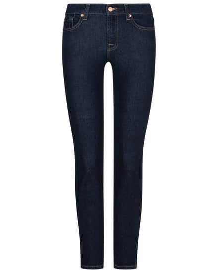 Hosen für Frauen - 7 For All Mankind Roxanne 7–8 Jeans Mid Rise Crop  - Onlineshop Lodenfrey