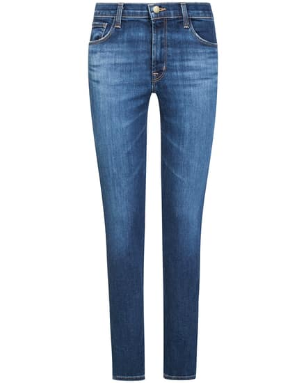Hosen für Frauen - J Brand Ruby Jeans High Rise Cigarette  - Onlineshop Lodenfrey