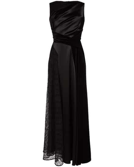 Festtagsmode für Frauen - Talbot Runhof Solymar5 Abendkleid  - Onlineshop Lodenfrey