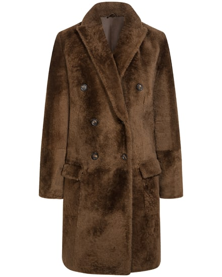 Jacken für Frauen - Brunello Cucinelli Pelzmantel  - Onlineshop Lodenfrey