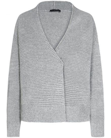 Jacken für Frauen - Fabiana Filippi Seiden Strickjacke  - Onlineshop Lodenfrey