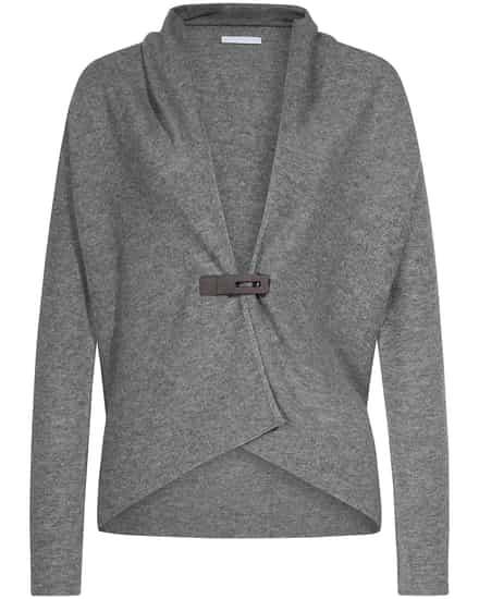Jacken für Frauen - Fabiana Filippi Cashmere Strickjacke  - Onlineshop Lodenfrey