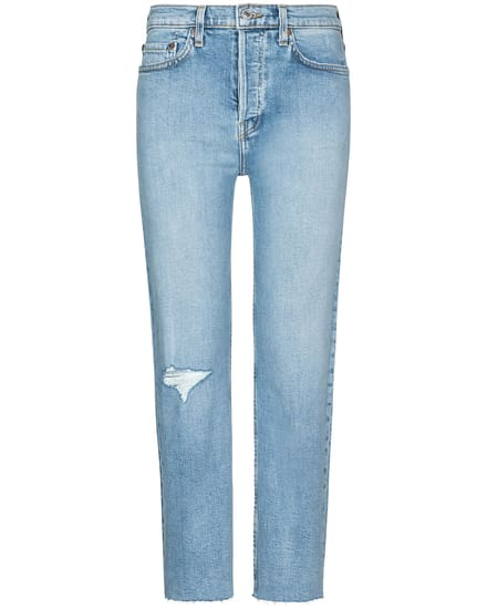Hosen - Redone 7–8 Jeans High Rise Stove Pipe  - Onlineshop Lodenfrey