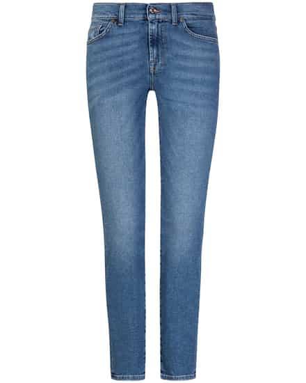 Hosen - 7 For All Mankind Roxanne 7–8 Jeans Ankle  - Onlineshop Lodenfrey