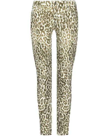 Hosen - 7 For All Mankind Pyper Jeans Classic Slim Crop  - Onlineshop Lodenfrey
