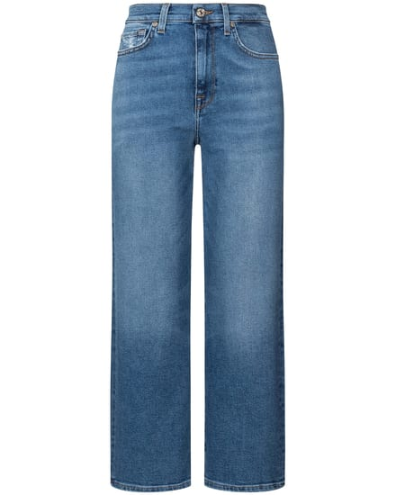 Hosen - 7 For All Mankind Alexa 7–8 Jeans Cropped  - Onlineshop Lodenfrey