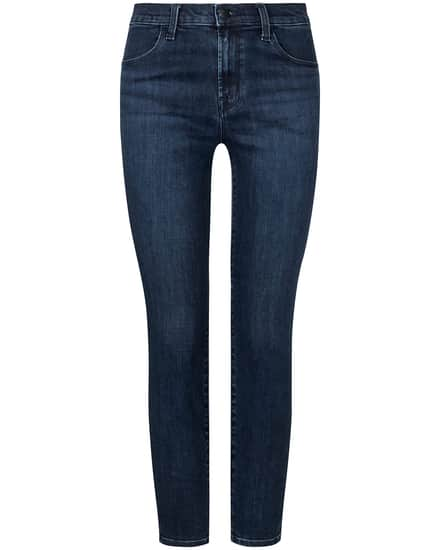 Hosen - J Brand Alana 7–8 Jeans High Rise Crop Skinny  - Onlineshop Lodenfrey