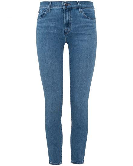 Hosen - J Brand Capri 7–8 Jeans Mid Rise Crop Skinny  - Onlineshop Lodenfrey