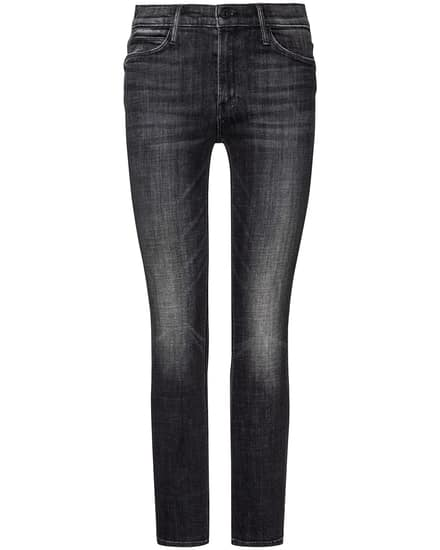 Mother The Mid Rise Dazzler Ankle 7/8-Jeans  bei LODENFREY München