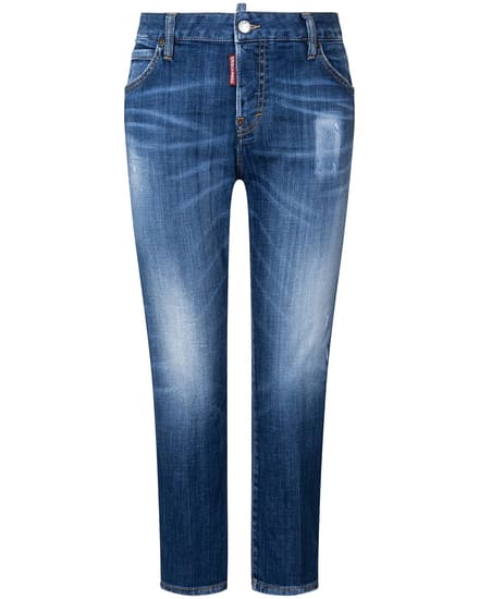 Hosen - Dsquared2 Cool Girl Cropped 7–8 Jeans  - Onlineshop Lodenfrey