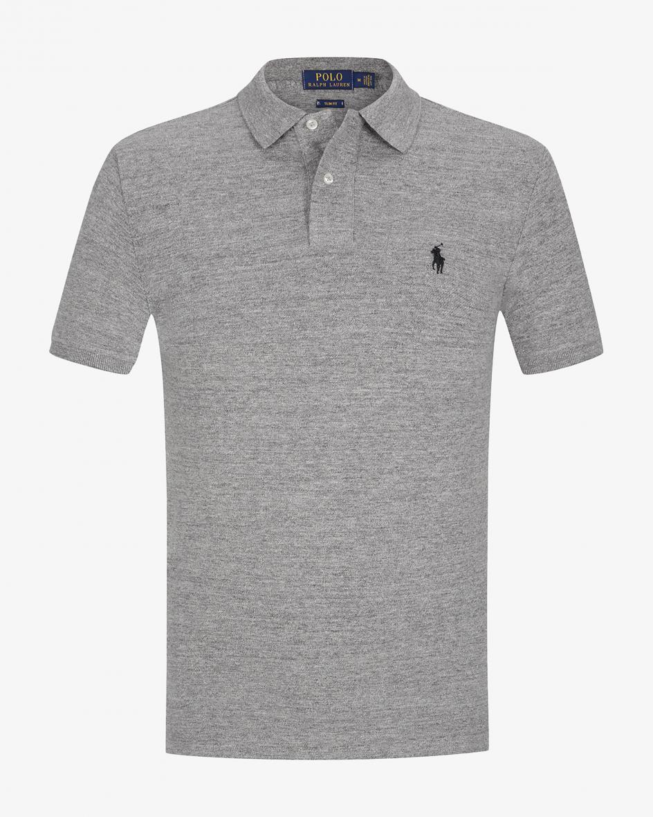 Polo-Shirt Slim Fit Mesh S