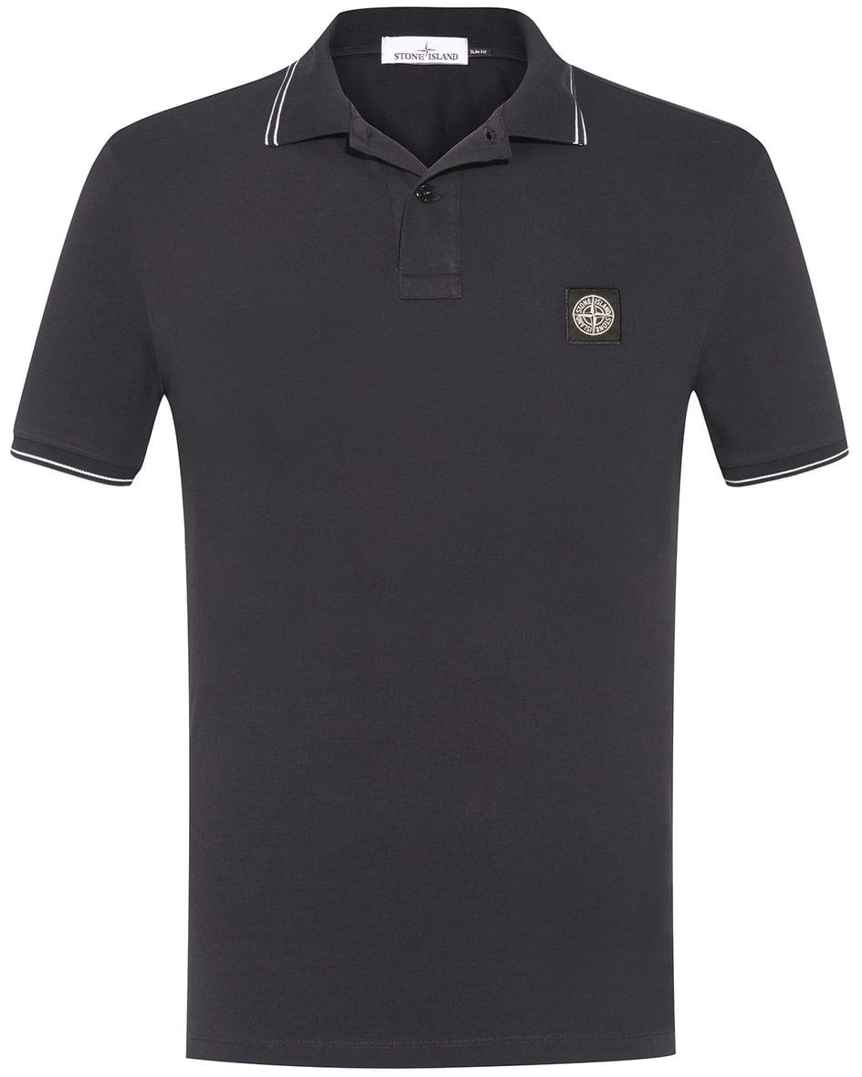 Polo-Shirt Slim Fit L