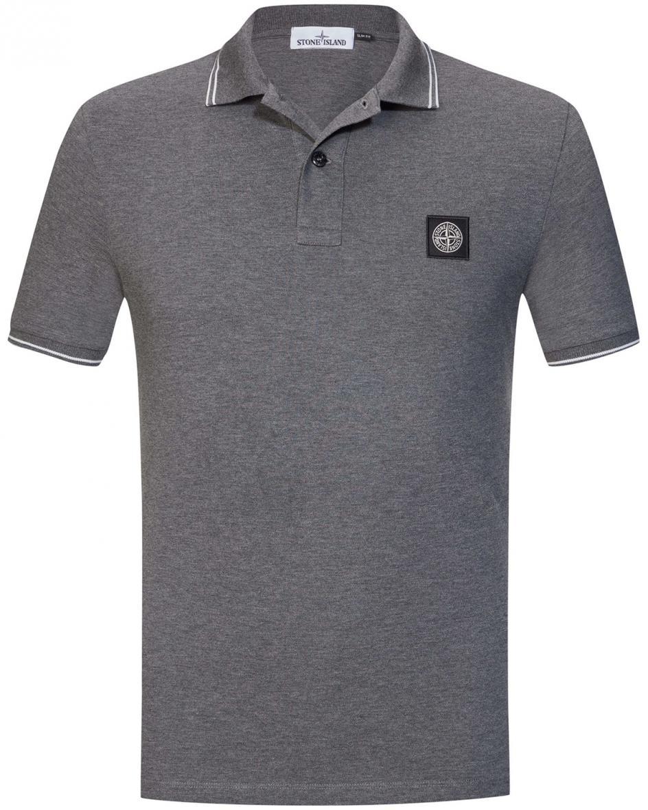 stone island - Polo-Shirt Slim Fit