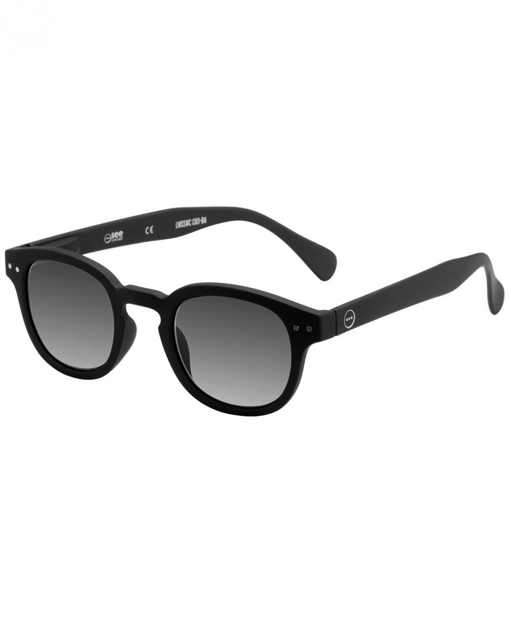 Lesebrille mit verdunkelten Gläsern +2,5