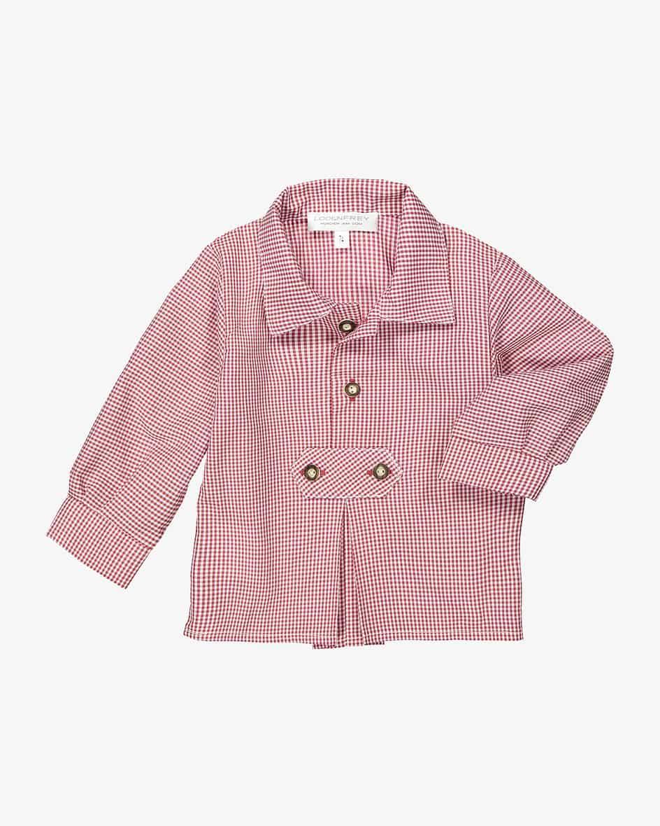 Baby-Trachtenhemd 68