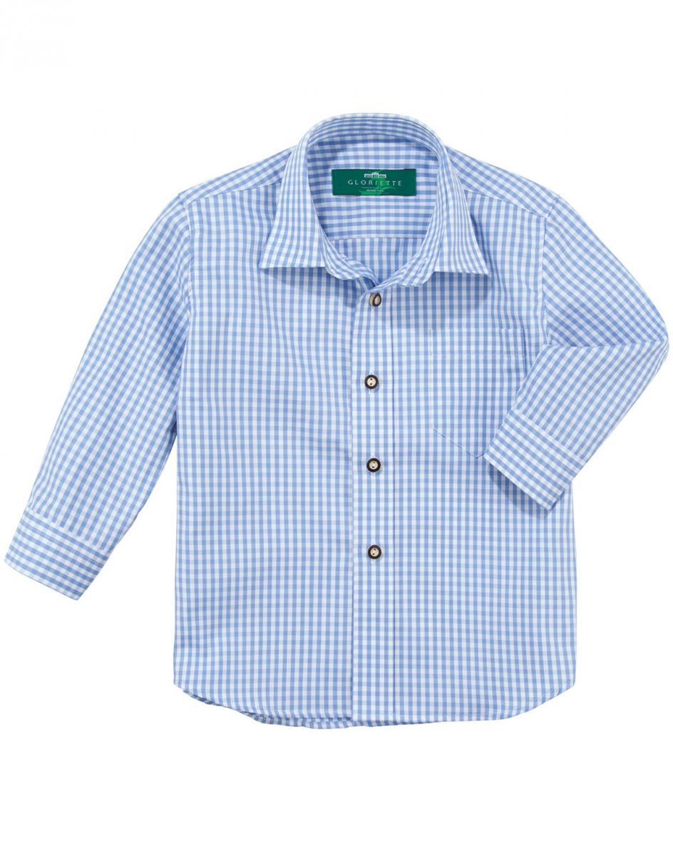Jungen-Trachtenhemd 74