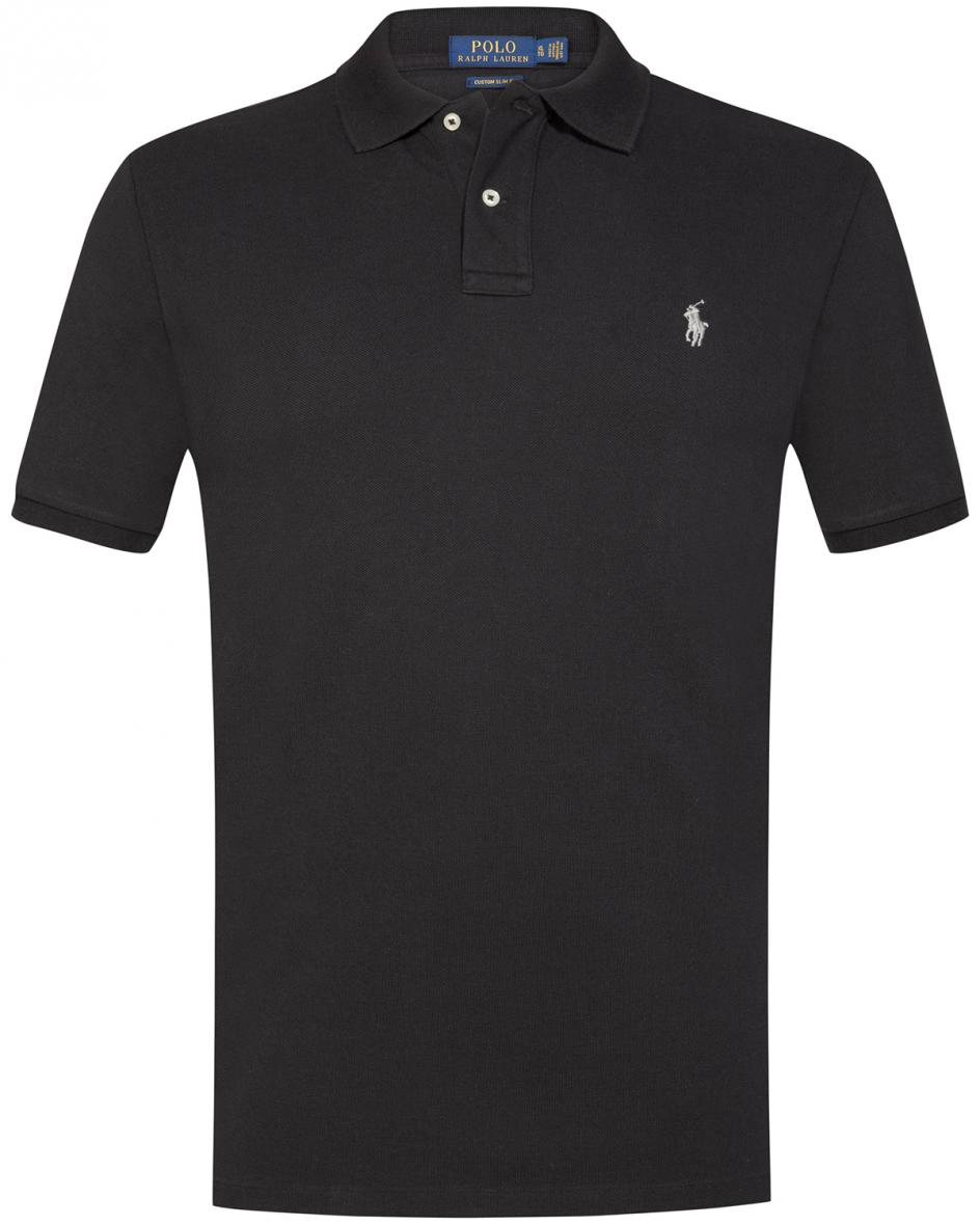 Polo-Shirt Custom Slim Fit Mesh S